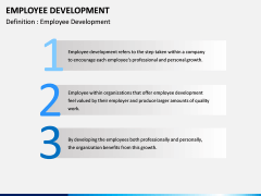 Employee Development PPT slide 2