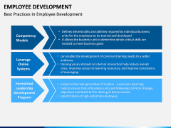 Employee Development PPT slide 8