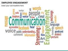 Employee engagement PPT slide 45