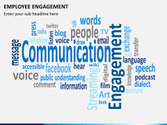 Employee engagement PPT slide 22