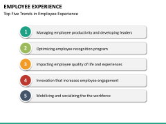 Employee experience PPT slide 33