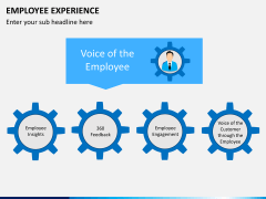 Employee experience PPT slide 13