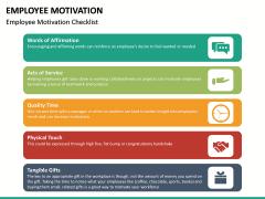 Employee motivation PPT slide 23