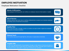 Employee motivation PPT slide 5