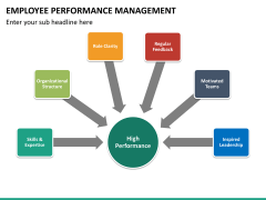 Employee performance management PPT slide 25