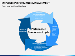 Employee performance management PPT slide 9