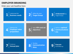 Employer branding PPT slide 18
