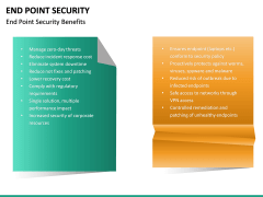 End point security PPT slide 19