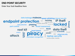 End point security PPT slide 13