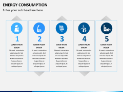 Energy consumption PPT slide 4