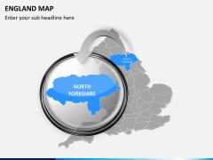 England map PPT slide 14
