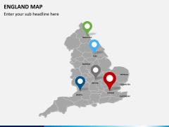 England map PPT slide 5