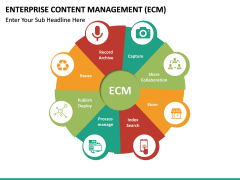 Enterprise Content Management (ECM) PPT slide 18
