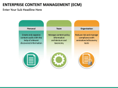 Enterprise Content Management (ECM) PPT slide 29