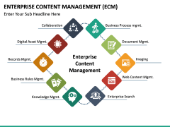 Enterprise Content Management (ECM) PPT slide 23