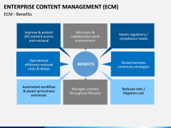 Enterprise Content Management (ECM) PPT slide 16