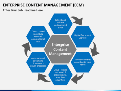 Enterprise Content Management (ECM) PPT slide 8
