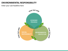 Environmental responsibility PPT slide 21
