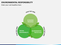 Environmental responsibility PPT slide 10