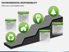 Environmental responsibility PPT slide 2