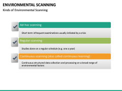 Environmental scanning PPT slide 45