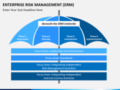 Enterprise Risk Management PPT slide 2