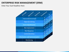 Enterprise Risk Management PPT slide 6