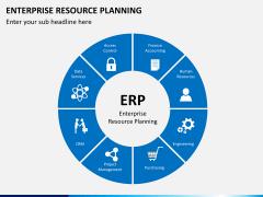 ERP PPT slide 1