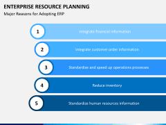 ERP PPT slide 19
