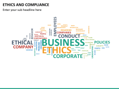 Ethics and compliance PPT slide 20