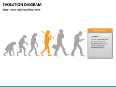 Evolution diagram PPT slide 21