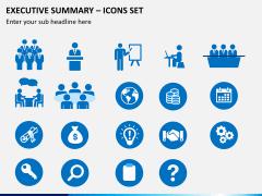 Executive summary PPT slide 12