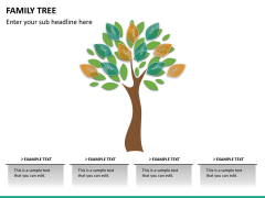 Family tree PPT slide 15