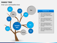 Family tree PPT slide 6