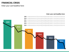 Financial crisis PPT slide 13