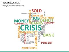 Financial crisis PPT slide 18