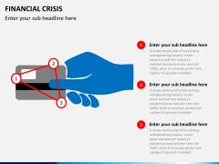 Financial crisis PPT slide 5