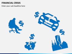 Financial crisis PPT slide 7