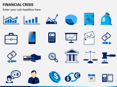 Financial crisis PPT slide 8