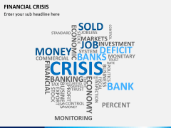 Financial crisis PPT slide 9