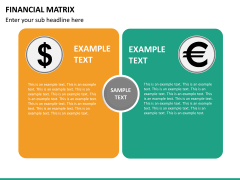 Financial matrix PPT slide 11