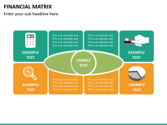 Financial matrix PPT slide 14