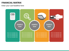 Financial matrix PPT slide 16