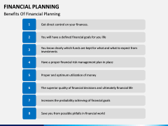 Financial Planning PPT slide 15