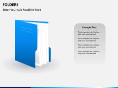 Folders PPT slide 2
