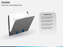 Folders PPT slide 3
