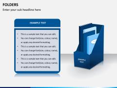 Folders PPT slide 5