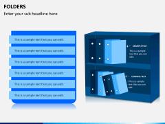 Folders PPT slide 6