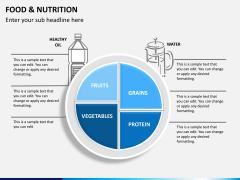Food and nutrition PPT slide 3