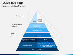 Food and nutrition PPT slide 6
